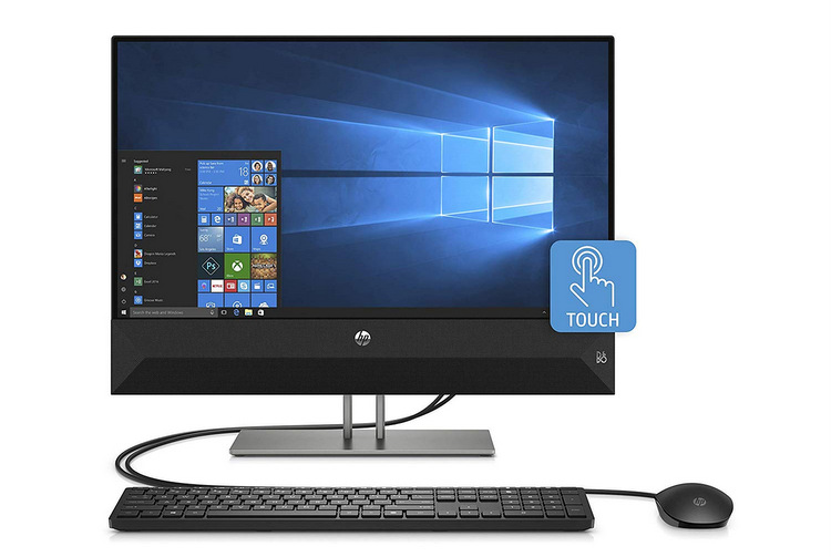 HP Pavilion All-in-One PC