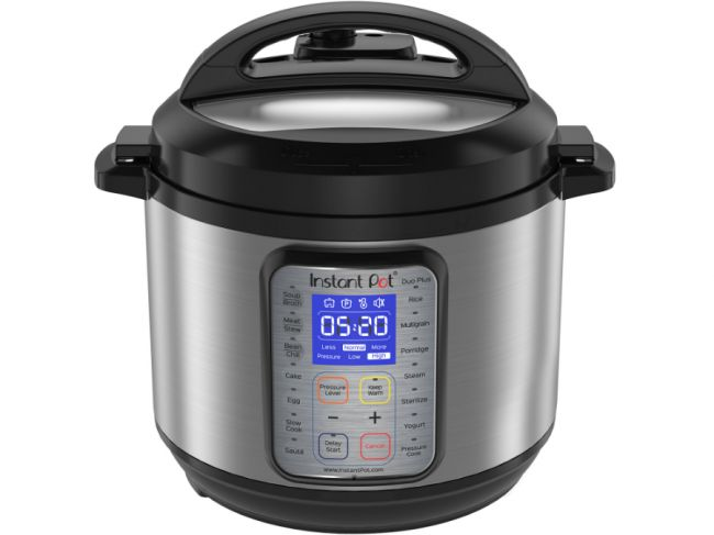 Instant Pot Duo Plus Programmable Cooker