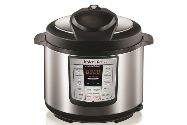 Instant Pot Lux Programmable Cooker