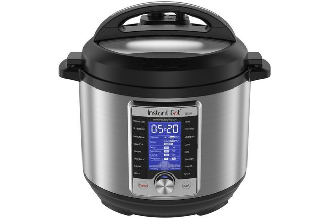 Instant Pot Ultra Programmable Cooker