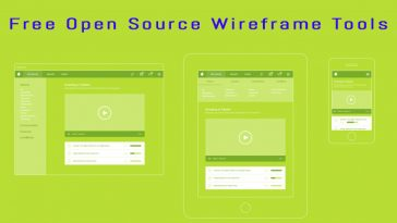10 Best Free and Open Source Wireframe Tools